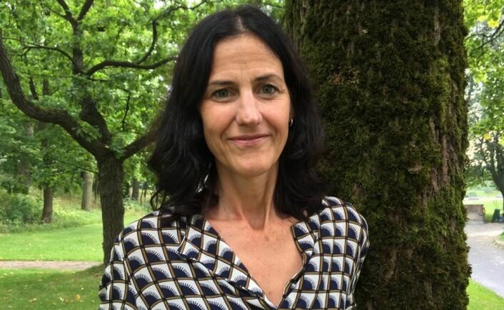 Anne Austad har intervjuet 16 personer som har opplevd nærvær med døde. De fleste har satt pris på bli kontaktet av de døde, men ikke alle. (Foto: Siw Ellen Jakobsen)