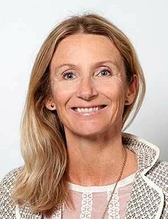 Anne Simonsen. (Foto: Gunnar Lothe, UiO).
