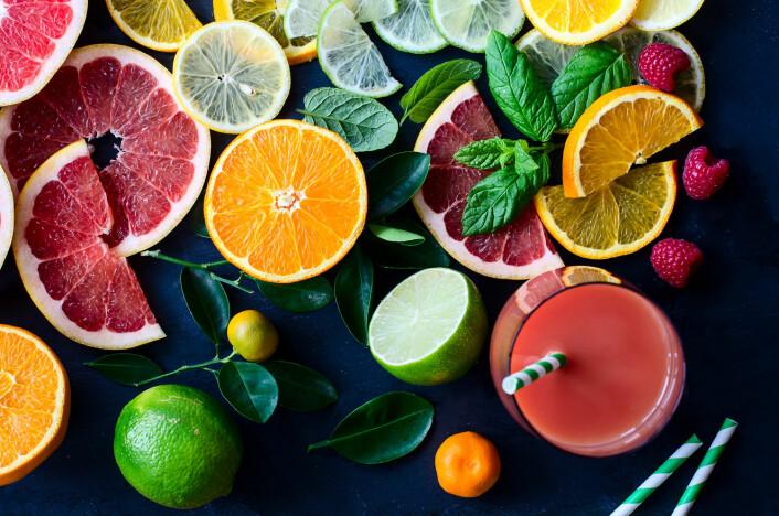 C-vitaminholdige planter (Foto: saschanti17 / Shutterstock / NTB scanpix)