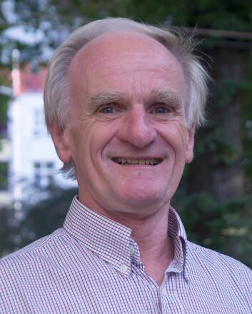 Finn Gunnar Nielsen. (Foto: Arnfinn Christensen, forskning.no)