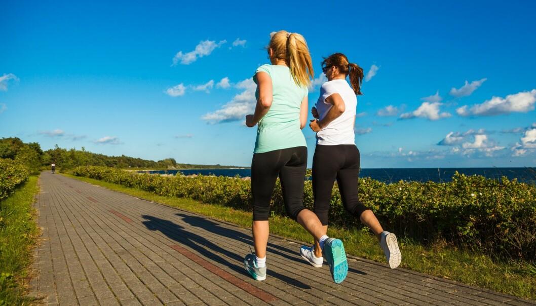 God kondisjon er enda viktigere for kvinner enn for menn om du vil unngå hjerteinfarkt. (Foto:  Jacek Chabraszewski / Shutterstock / NTB scanpix)