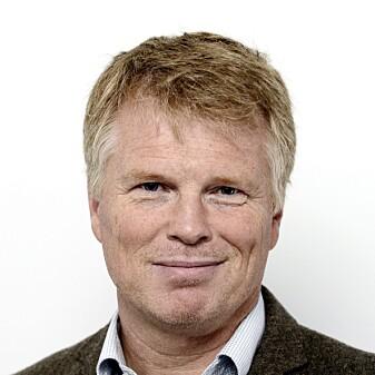 Ola H. Grytten er professor ved Norges Handelshøyskole. (Foto: NHH).