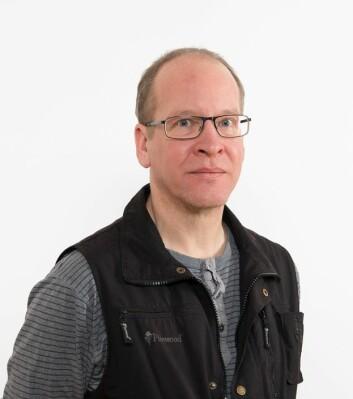 Volkmar Timmermann, forsker ved Nibio. (Foto: Erling Fløistad, Nibio)