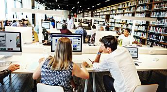 Dyslektikere sliter med søkesystemene på bibliotekene