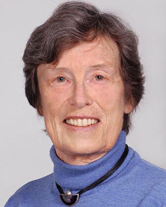 Grete Usterud Fenstad. (Foto: Universitetet i Oslo (UiO))