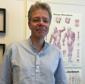 Fastlege Eivind Wiik mener at det ofte er faktorer utenfor legekontoret som gjør at noen pasienter ikke kommer raskt nok tilbake til arbeid. (Foto: Privat)