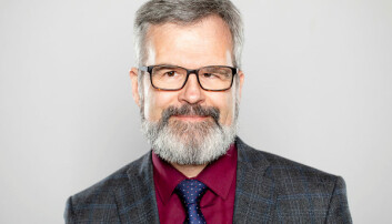 Hans Ekkehard Plesser. (Foto: Håkon Sparre/ NMBU)