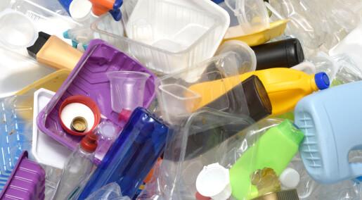 Plastens hellige gral? Dette materialet kan brukes igjen og igjen.