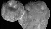 «Snømannen i verdensrommet» er fra solsystemets barndom