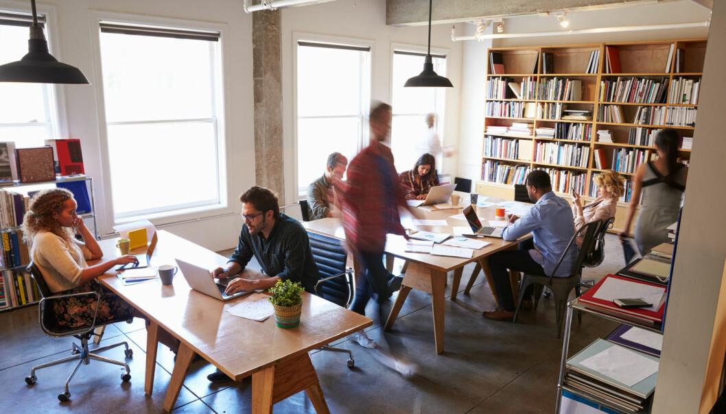 Studenter som har fordypet seg i norskfaget, får mer relevante jobber enn de som for eksempel har studert filosofi, ifølge ny rapport.  (Foto: Shutterstock / NTB scanpix)