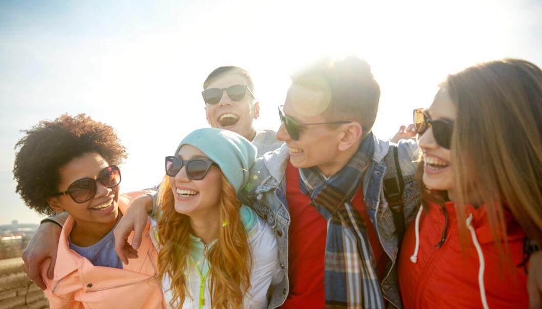 Fysisk aktivitet er bra for så mye. Nå viser det seg at det også er bra for å få venner.  (Foto: Syda Productions, Shutterstock, NTB scanpix)