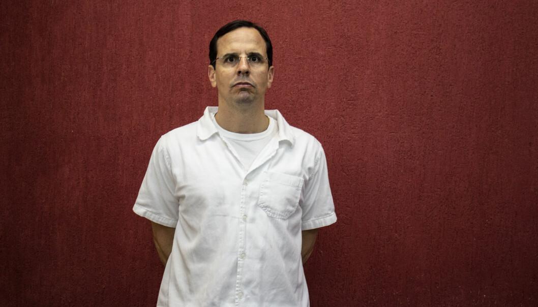Slakterieier Daniel Freire har forpliktet seg til å kontrollere at ingen av bøndene som leverer kveg hos han driver med ulovlig avskoging, skattefusk eller arbeidslivskriminalitet. (Foto: Elise Kjørstad)
