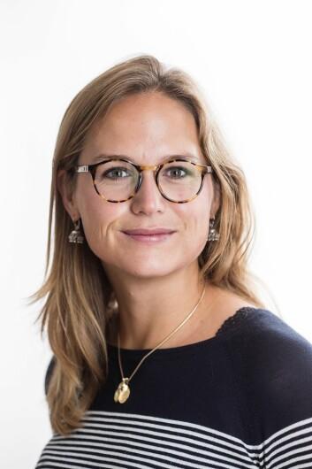 Tine Gade, forsker ved Norsk Utenrikspolitisk Institutt. (Foto: Christopher Olssøn)