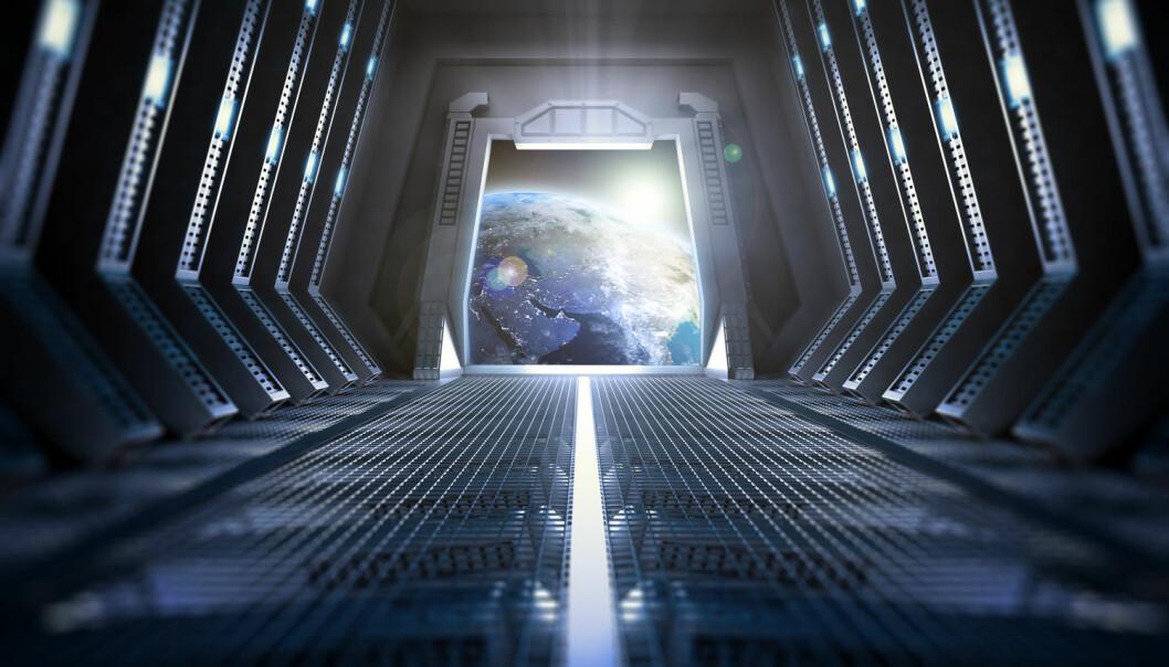 Ingvil Hellstrand ved Institutt for medie- kultur og samfunnsfag ved Universitetet i Stavanger mener det fiktive universet vi møter i Star Trek er bygget på trender fra tiden den ble laget. (Foto: Mopic/Shutterstock/NTB scanpix)