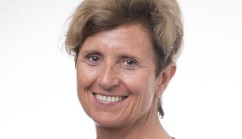 Grethe Myklebust ved Sener for idrettsskadeforskning (Foto: Norges idrettshøgskole)