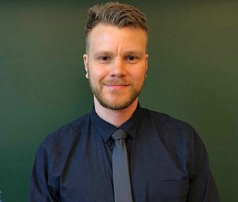 Øyvind W. Petersen tok nylig doktorgrad ved Institutt for konstruksjonsteknikk på NTNU. (Foto: Kjersti K. Dunham)