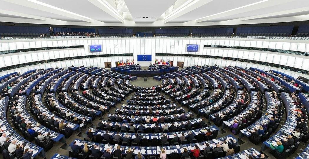 På søndag ble 751 representanter valgt til EU-parlamentet av borgerne i samtlige medlemsland. Hva vil valgresultatet bety for de ulike nasjonenes politikk? (Foto: David Iliff / Wikimedia commons / Lisens: CC-BY-SA 3.0)