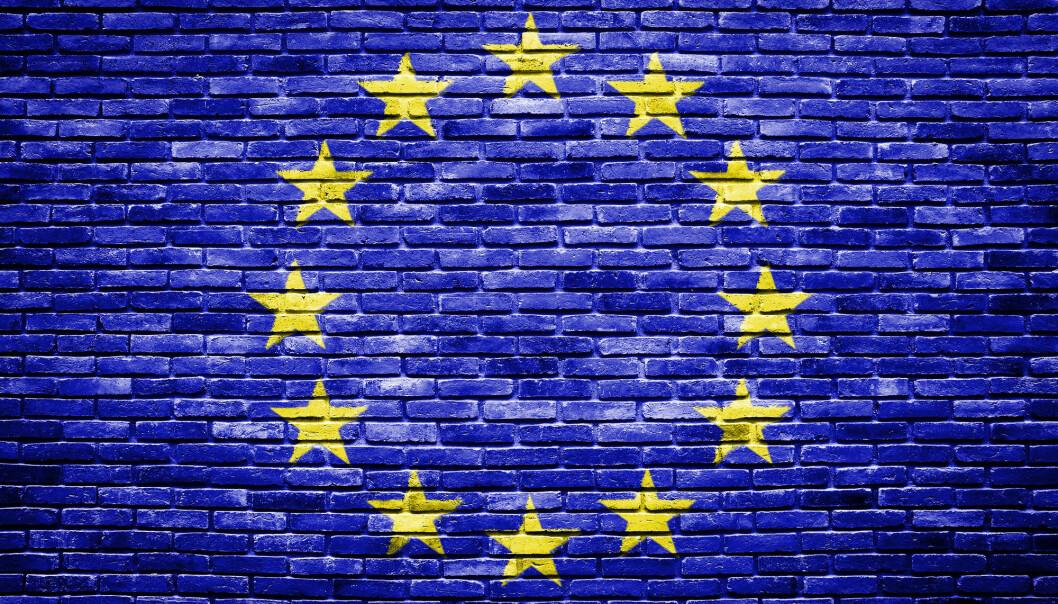 EU håpet å kunne øke unionenes forskningsbudsjett enda mer på 2020-tallet. Men hva skjer når populister, nasjonalister og EU-kritikere nå inntar flere av setene i EU-parlamentet? (Illustrasjon: pockygallery / Shutterstock / NTB scanpix)