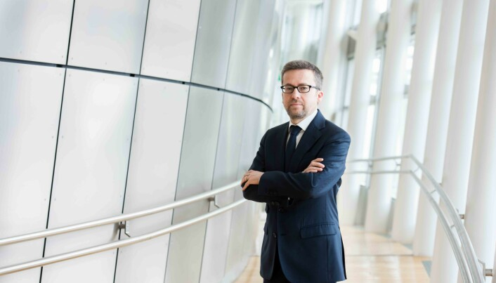 Den sosialdemokratiske portugiseren Carlos Manuel Félix Moedas har siden 2014 vært EU-kommisær for forskning. Både han og mange andre vil øke EUs forskningsbudsjett enda mer. Planen er å hente penger fra EUs omfattende landbrukssubsidier. Men nå kan de møte sterkere motstand. (Foto: Jennifer Jacquemart / Wikimedia)