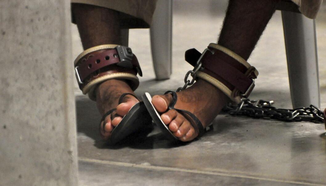 Torturofre blir oppfattet som vanskelig å behandle.  (Foto: Pool, Reuters, NTB scanpix)