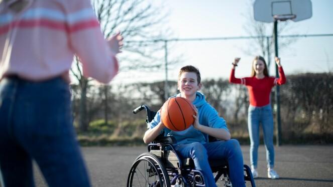 Kroppsøving: – Unge funksjonshemmede må med på egne premisser