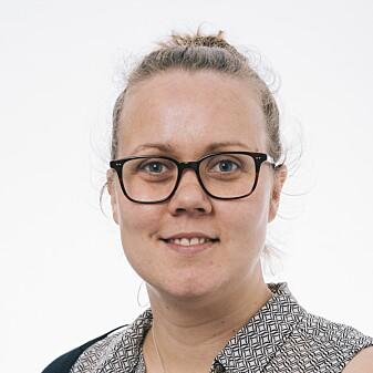 Terese Wilhelmsen (Foto: NIH)