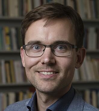 - Våre funn tyder på at noen barn har mindre sosial motivasjon enn andre, sier forsker Terje Falck-Ytter ved institutt for psykologi ved Uppsala universitet. (Foto: Uppsala universitet)