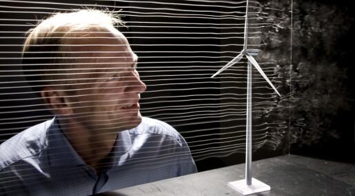 Internasjonal innovasjonspris til John Olav Tande