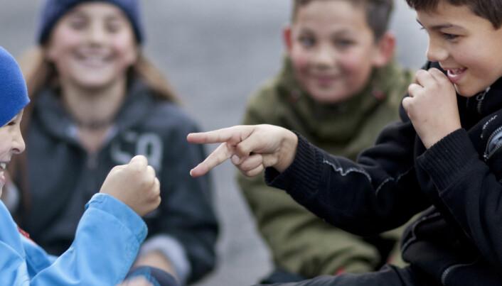 Undersøkelse: De fleste norske barn har det veldig godt, men ikke alle har det like bra