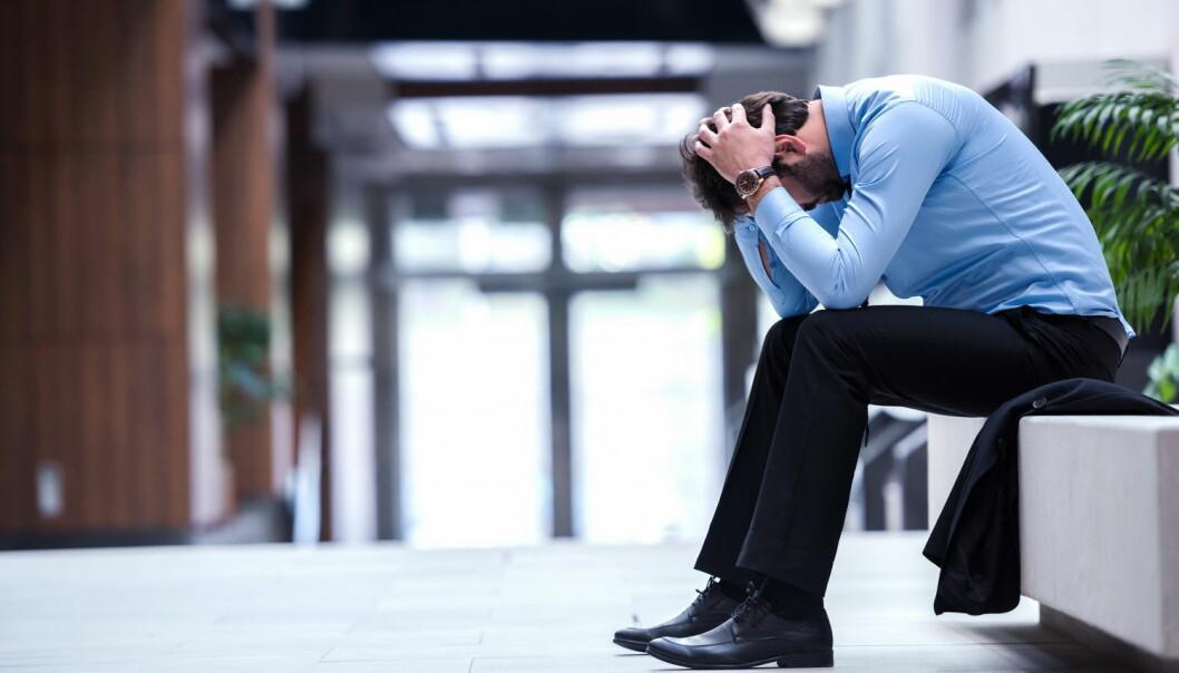 Du kan allerede fra fødselen være mer sårbar for stress, ifølge ny forskning fra UiT Norges Arktiske Universitet. (Foto: Shutterstock/NTB Scanpix)