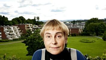 Granskerne er enige om at seks avsnitt i en akademisk bokartikkel fra Nina Witoszek er plagierte, men hun blir likevel frikjent for akademisk uredelighet. Mimsy Møller / NTB scanpix