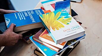 Her er selvhjelpsbøkene som er basert på forskning