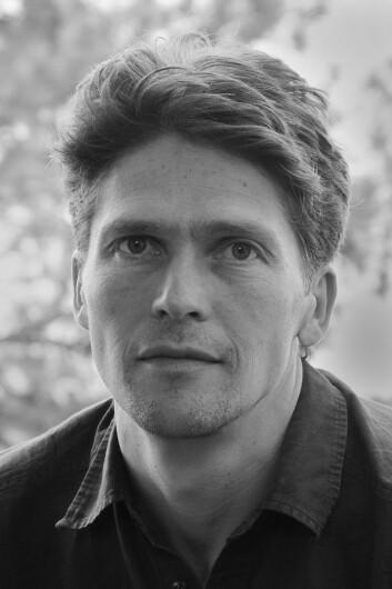 Thomas Bøhn, forsker ved GenØk - Senter for biosikkerhet. (Foto: Sivelin Kjølstad)