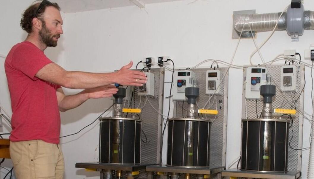 Biogass kan brukes på samme måte som naturgass: Den kan produsere varme og energi, og kan bli brukt som motorbrensel i biler. (Foto: Anette Tjomsland)