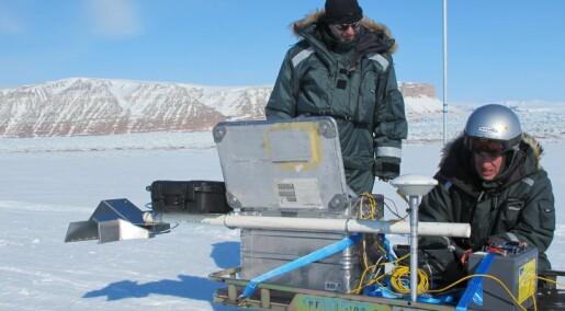 Podcast: Bygger radar som skal finne liv på Mars