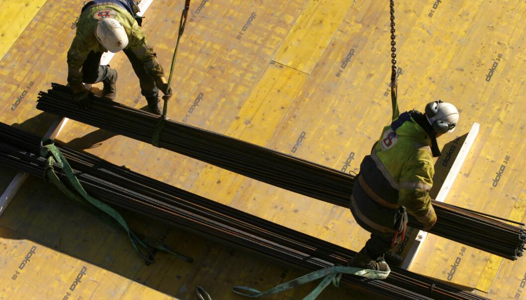 Arbeidsinnvandrere faller utenfor: – Vi er i ferd med å få et todelt arbeidsliv