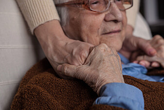 Ny behandling gir mindre uro hos pasienter med demens – uten medisiner