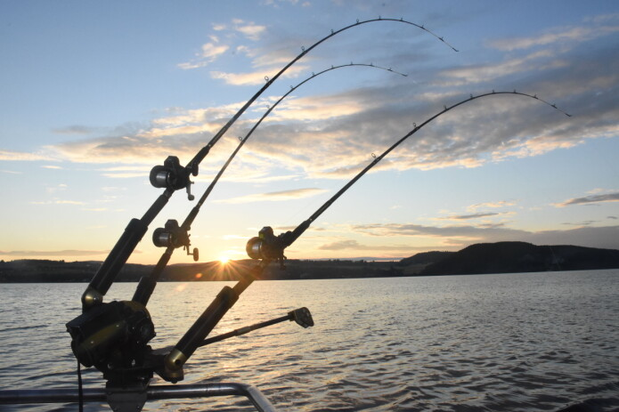Nåværende fiske av Hunderørreten er helt avhengig av settefiskprogrammet. Men med godt planlagt forvaltning, kan denne avhengigheten reduseres i fremtiden. (Foto: Atle Rustadbakken)