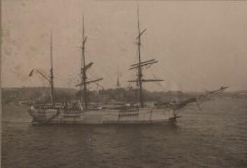 «Figaro» var en tremastet bark bygget ved Joh. C. Tecklenborg verft i Geestemünde, Tyskland i 1879. Det var den siste barken som ble bygget ved verftet. Skipet var 178,6 fot langt og 35,3 fot bredt. I 1902 ble det solgt til Chr. Nielsen & Co i Larvik og utstyrt som et hvalskip. (Foto: Larvik Sjøfartsmuseum)