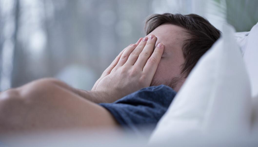 Bruken av vanedannende sovemedisiner går ned i Norge. Men vi bruker mer melatonin. (Foto: Photographee.eu / Shutterstock / NTB scanpix)