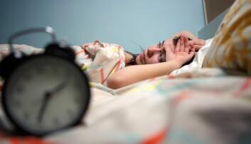 Pasienter med angst og depresjon kan ha en annen oppfatning av tiden enn friske personer. Men hvorfor?  (Illustrasjonsfoto: Sergey Mironov / Shutterstock / NTB scanpix)