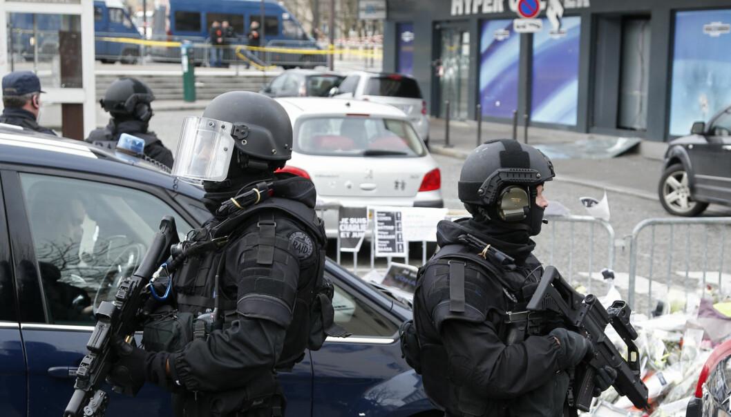Hva trigger en terrorforsker?