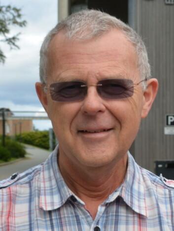 Førstelektor Malvin Torsvik ved Nord universitet. (Foto: Bjørnar Olav Leknes)