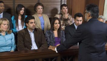 Markedsundersøkelser brukes stadig oftere som bevis i retten. En analyse av praksis avslører manglende kunnskap om bevisvurderingen.  (Foto: bikeriderlondon, Shutterstock, NTB scanpix)