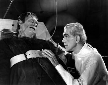 Uten forskningsetikk, hvem ville stoppet Frankenstein? (Foto: http://www.denofgeek.us/)