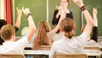 Tiltak i barneskolen ga mindre bråk i 7. klasse