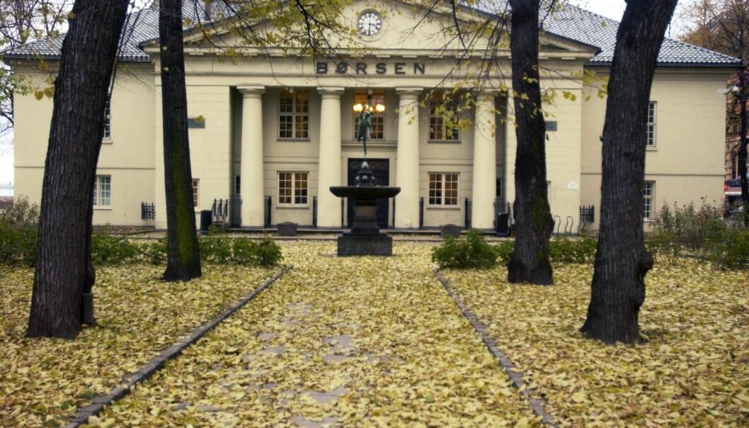 Penger plassert i aksjefond gir over tid høyere avkastning enn i bank. Men fond som er forvaltet av personer i sorg, gjør det dårligere.  (Foto: Aftenposten/Scanpix/NTB)