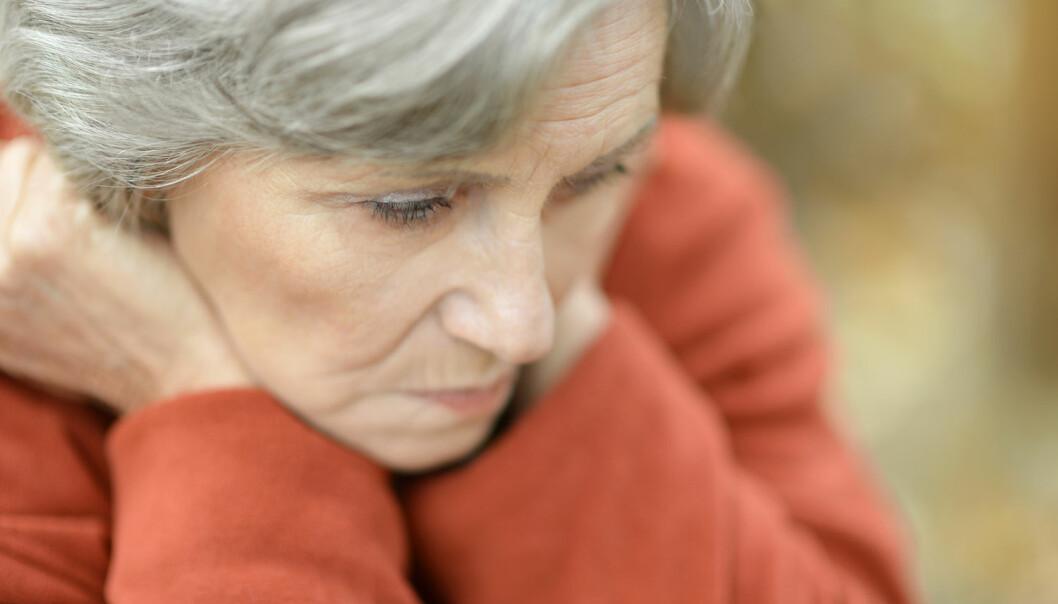 Kvinnene som hadde negative forventninger til bivirkninger rapporterte dobbelt så mye plager som kvinnene som hadde positive eller lave negative forventninger til behandlingen.  (Foto: Ruslan Guzov / Shutterstock / NTB scanpix)