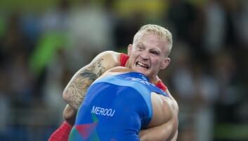 Bryteren Stig-André Berge tok bronsemedalje i OL i Rio de Janeiro og sier til Bergens Tidende at han var nervøs før kampen. Han hevder en utøver må tørre å kjenne på at han er nervøs og hvorfor. Foto: Martin Slottemo Lyngstad/Aftenposten/NTB Scanpix)