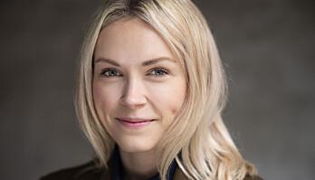 Kamilla Knutsen Steinnes er forsker ved SIFO, OsloMet. (Foto: Sonja Balci)